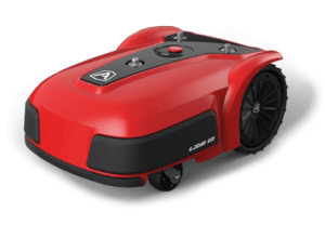 Red Ambrogio L350i Elite Robot Mower
